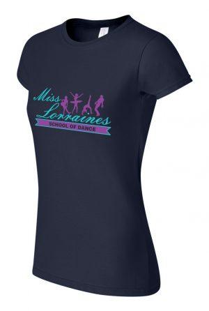 Gildan Ladies Softstyle Short Sleeve T-shirt